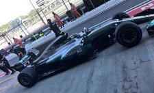 Bottas zaskočen rychlostí Ferrari