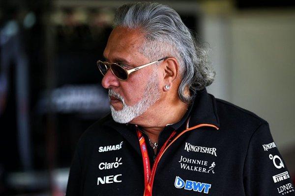 Mallya popírá zprávy o brzkém prodeji Force India