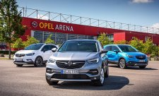 Opel boduje s řadou X