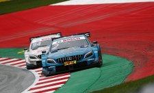 Paffett zařídil Mercedesu titul mezi výrobci