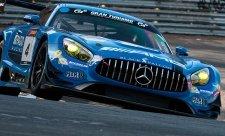 Mercedes týmu Black Falcon diskvalifikován!