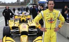 Castroneves by měl závodit za tým Meyer Shank Racing