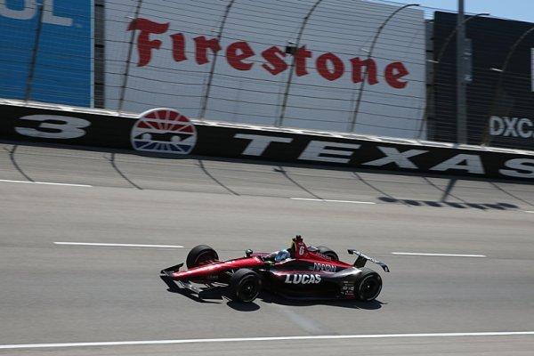 IndyCar zůstane v Texasu další čtyři roky