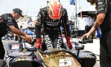 Prvním jezdcem McLarenu v IndyCar má být Hinchcliffe