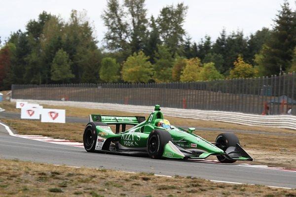 IndyCar se přesouvá na západní pobřeží