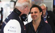 Massa už testuje pro Venturi