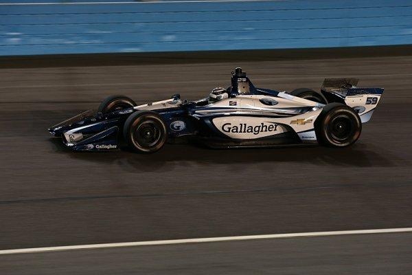 Carlin chce příští rok v IndyCar tři vozy