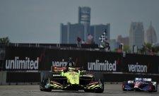 IndyCar zůstane v Detroitu nejméně do roku 2021