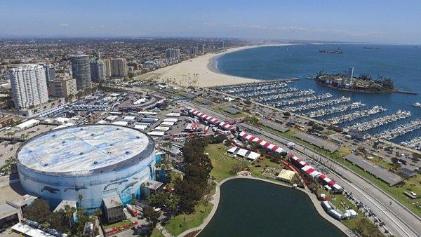 IndyCar čeká legendární okruh v Long Beach