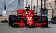 Pohoří Ferrari v Monaku?