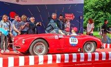 Alfa Romeo kralovala v prestižním závodě