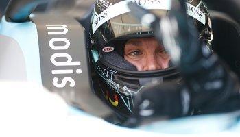S Nikem Rosbergem v Gen2