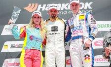 První vítězství českého jezdce v TCR Germany