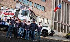 Buggyra posílá na Dakar dva kamiony
