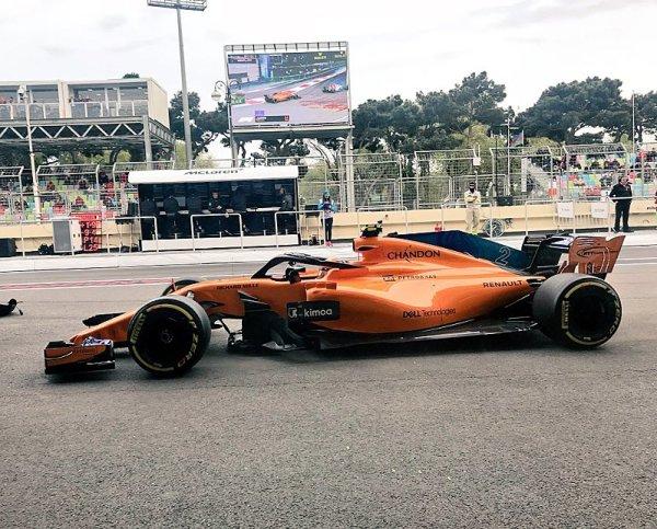 Alonso po katastrofě v prvním kole nakonec sedmý