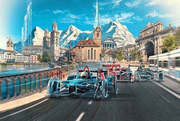 Formule se vracejí do Švýcarska