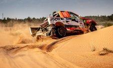 Prokop a Ouředníček pojedou Dakar v jednom týmu