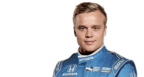 Dixonovým stájovým kolegou bude Rosenqvist