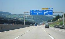 V Rakousku od srpna po dálnici stočtyřicítkou