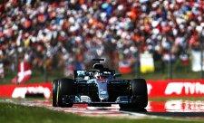 Největšími vytrvalci byli Ericsson a Bottas