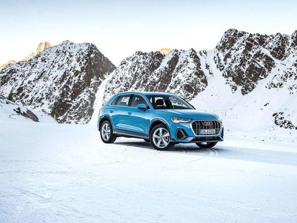Audi Q3 bude začínat na 865 900 korunách