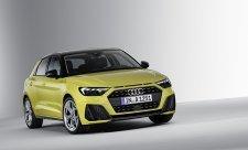 Nové Audi A1 Sportback