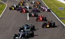 Kalendář F1 pro rok 2019 definitivně schválen