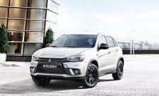 Akční provedení Mitsubishi ASX