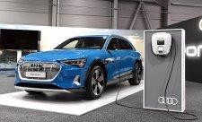 Audi e-tron 55 se představuje