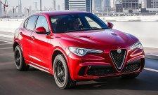 Alfa Romeo Giulia a Stelvio