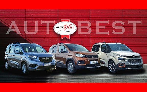 AutoBest 2019 má tři vítěze