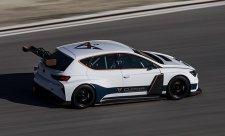 Jordi Gené zkoušel Cupru e-Racer