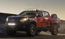 Chevrolet Colorado ZR2 pro hrátky v poušti