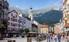 Dopravu v Innsbrucku ochromí cyklistický šampionát