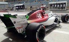Pirelli připraví pro tři VC odlišné pneumatiky