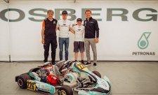 Rosberg si založil jezdeckou akademii