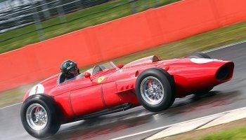 Silverstone slaví sedmdesátiny
