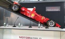 Exkluzivní výstava o Schumacherovi