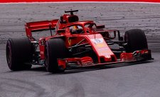 Vettel by potřeboval zázračné kolo