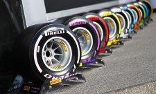 FIA ustupuje námitkám výrobců pneumatik
