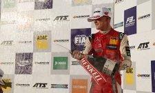 Po 28 letech je mistrem F3 opět Schumacher