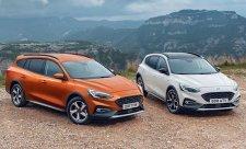 Ford Focus Active už lze objednávat