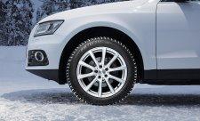 Zimní pneumatiky nejsou jen na sníh