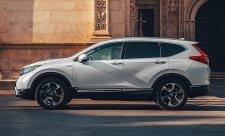 Honda CR-V Hybrid už zná ceny