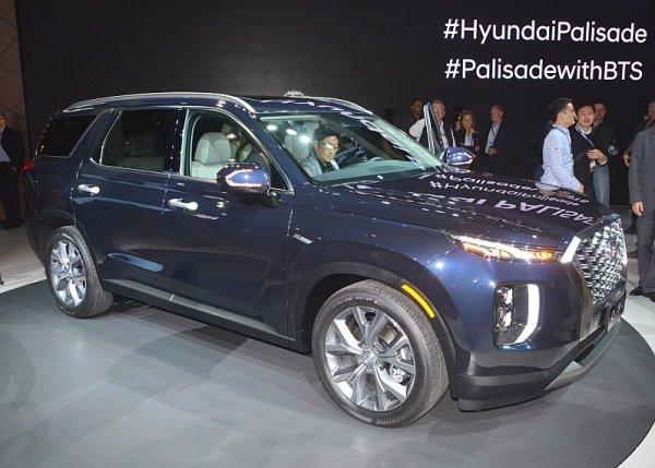Hyundai Palisade - gigant jen pro USA