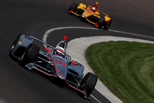 Ve Staré cihelně opět hřmí motory IndyCar