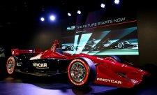 Týmy IndyCar budou rozhodovat o nových vozech