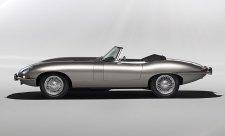 Jaguar E-type Zero Production