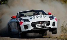 Jaguar F-Type Rally Special