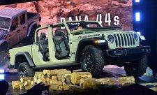 Jeep Gladiator přijíždí